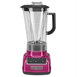 5-Speed Diamond Blender in Raspberry Ice - KSB1575RI