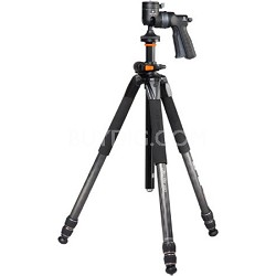 Alta Pro 283CGH Carbon Fiber Tripod with Pistol Grip Ball Head GH-100