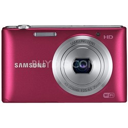 ST150F 16.2 Megapixel Digital Still Camera - Red