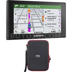 010-01538-01 DriveSmart 70LMT GPS Navigator with GPS Bundle