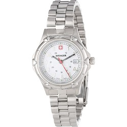 Ladies' Standard Issue Watch - White Dial/Stainless Steel Bracelet