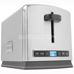 Professional 2-Slice Wide Slots Toaster - FPTT02D7MS