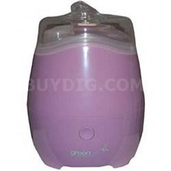 00978 Spa Vapor Pro Ultrasonic Oil Diffuser - Pink