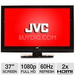 JLC37BC3000 37-Inch 1080p LCD TV Refurbished w/90 Day Manufacturer Warranty