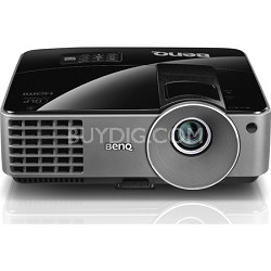 BenQ MX520 3000 Lumen XGA SmartEco 3D DLP Projector - Factory Refurbished