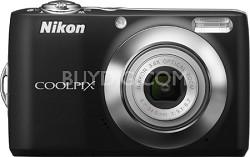 COOLPIX L22 Digital Camera (Black)