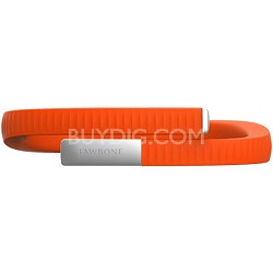 UP24 Small Wristband for Phones - Retail Packaging - Orange