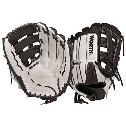 Legit Series 13.5-inch Slowpitch Softball Glove (Right-Hand Throw)