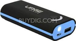 POWERPRO 4000 mAh Portable Power (Black/Light Blue)