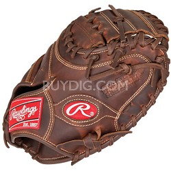 Heart of the Hide Solid Core 33 inch Catcher's Mitt