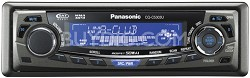 CQ-C5303U Receiver w/CD player, MP3/WMA playback, iPod & Satelite Radio ready
