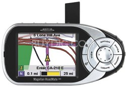 Roadmate 360 Portable Vehicle GPS Navigation System (Factory Refurbished)