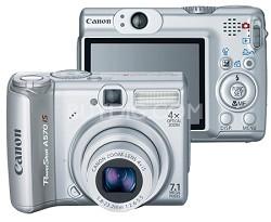 PowerShot A570 IS 7.1MP Digital Camera - REFURBISHED