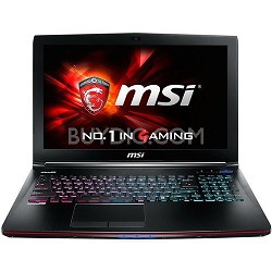 GE62 APACHE-002 15.6-Inch Intel Core i7-4720HQ 2.6 GHz  Gaming Laptop