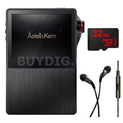 Dual-DAC Mastering Quality Sound (MQS) Portable System w/ Klipsch X20i Earbuds