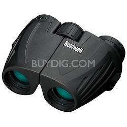 Legend Ultra HD Compact Waterproof 10x26mm Binoculars, Black