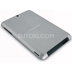 "Colored Back Cover for Thrive 10"" Tablet (Silver)"