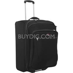 Splash 25 Upright Suitcase (Black)  Retail (No Box)