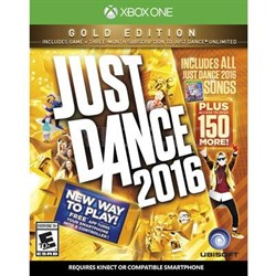 Just Dance 2016 Gold Edition for Xbox One - UBP50421065