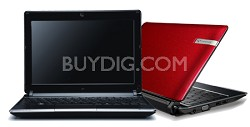 LT2108U 10.1 inch  Netbook PC - Red