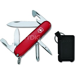 59112 Tinker Swiss Army Knife and Sharpener Combo Set