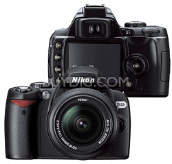 D40x Digital SLR Outfit w/ 18-135mm Zoom