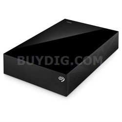 Backup Plus 6TB Desktop External Hard Drive with 200GB of Cloud Storage USB 3.0