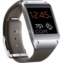Galaxy Gear Smartwatch - Mocha Gray