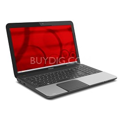 "Satellite 15.6"" L855D-S5242 Notebook PC - AMD Quad-Core A8-4500M Accel. Proc."