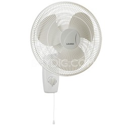 "3016 16"" Oscillating Wall Mount Fan"