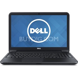 "Inspiron 15 15.6"" Touch i15RVT-3762BLK Notebook - Intel Pentium Dual Core Proc."