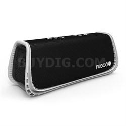 Sport XL Portable Waterproof Speaker with Bluetooth - Black/White (FXLSPWK01)
