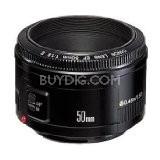 EF 50mm F/1.8 II Standard Auto Focus Lens