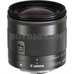 Wide Angle EF-M 11-22mm f/4-5.6 IS STM Lens