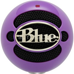 Snowball USB Microphone - Wicked Purple