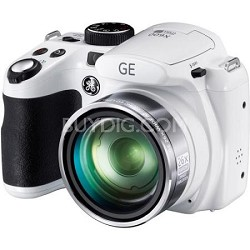 X600-WH 14 MP Digital Camera with 2.7-Inch LCD (White)