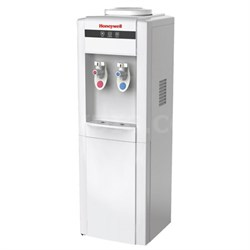 HWB1052W Freestanding Top-Loading Hot/Cold Water Dispenser w/ Thermostat, White
