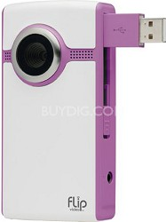 Flip Ultra Camcorder 2nd Generation, 120 Minutes - Pink Mother's Day Edition