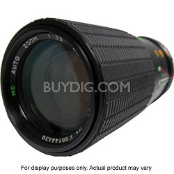 100-300mm F4.5-6.7 DL Zoom Lens for Nikon AF - OPEN BOX