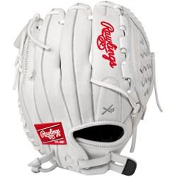 RLA120-0/3 Liberty Advanced 12in Female Infield/Pitcher Softball Glove - White