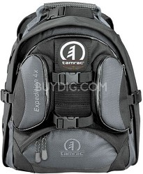 5584 Expedition 4x Photo/Laptop Backpack (Black)