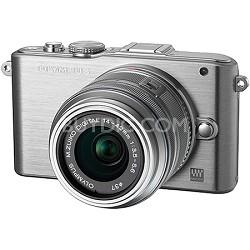 E-PL3 Silver PEN Camera w/14-42mm Lens