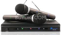WM-201 Professional VHF Wireless Microphone System
