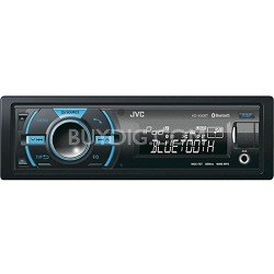 Bluetooth In-Dash Digital Media Receiver with Dual USB Ports - OPEN BOX