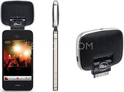 Mikey Digital Recording Microphone for Apple iPhone and iPad