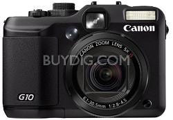 Powershot G10 14.7 Megapixel Digital Camera