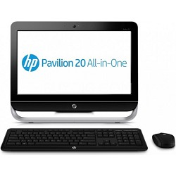 """Pavilion 20-b010 20"""" All-in-One Desktop PC - AMD E1-1200 Accelerated - OPEN BOX"""