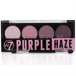 Quad Eyeshadow Makeup Palette Purple Haze