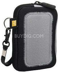 UNZ-2 Small Universal Pocket w/Screen Protection (Black/Silver)