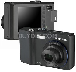 Digimax L73 Digital Camera (Black)